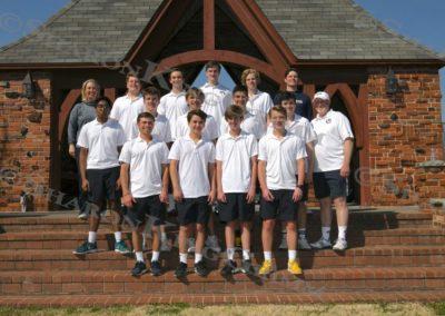 Boys Tennis : Team Portraits : 3.14.18