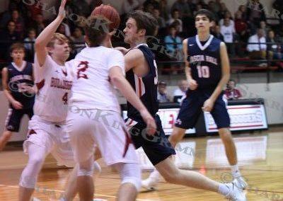 Boys Basketball : 2.16.18
