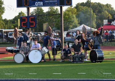 Pep Band : 9.8.17