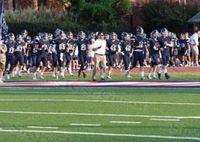 Football : vs Bartlesville : 9.8.17