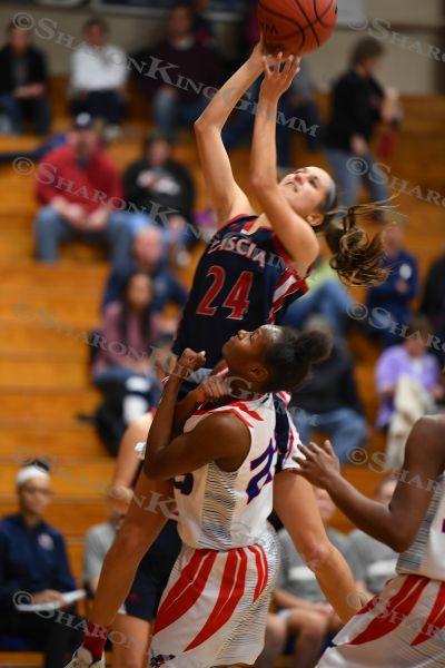 Girls Basketball : vs Millwood : 2.23.18