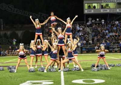 Cheerleading : 9.8.17