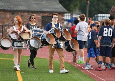 Pep Band : 9.15.17