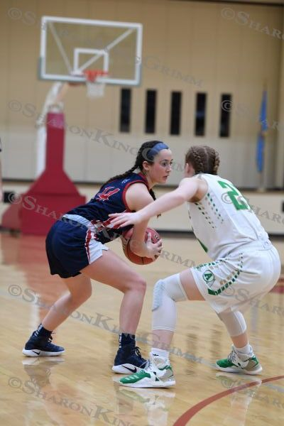 Girls Basketball : vs Adair : 3.2.18