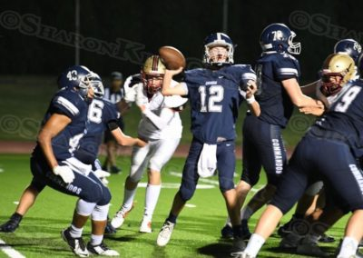 Junior Varsity Football : vs Lincoln : 9.18.17
