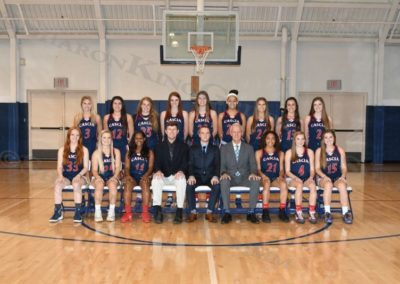 Girls Basketball : Team & Portraits : 11.30.17