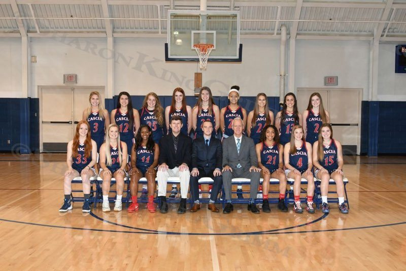 Girls Basketball : Team & Portraits : 11.30.17