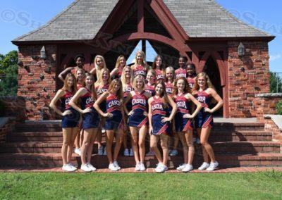 Cheerleading : Team Portraits : 8.21.17