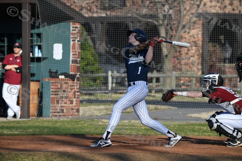 Boys Baseball : vs. Holland Hall : 3.13.18