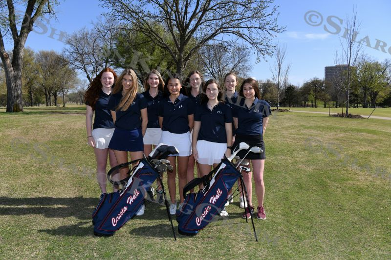 Girls Golf : Team & Portraits : 4.18.2018