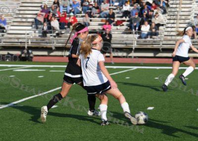 Girls Soccer : vs. Kelley : 4.10.2018