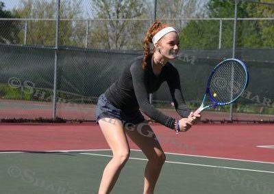 Girls Tennis : Regionals : 4.30.2018
