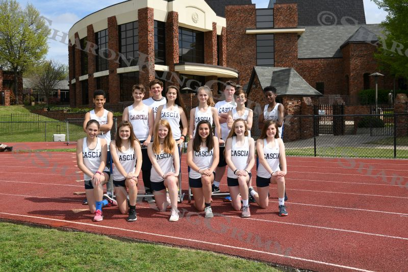 Middle School Track & Field : Team & Portraits : 4.26.2018