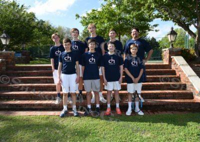 Middle School Boys Tennis : Team & Portraits : 5.3.2018
