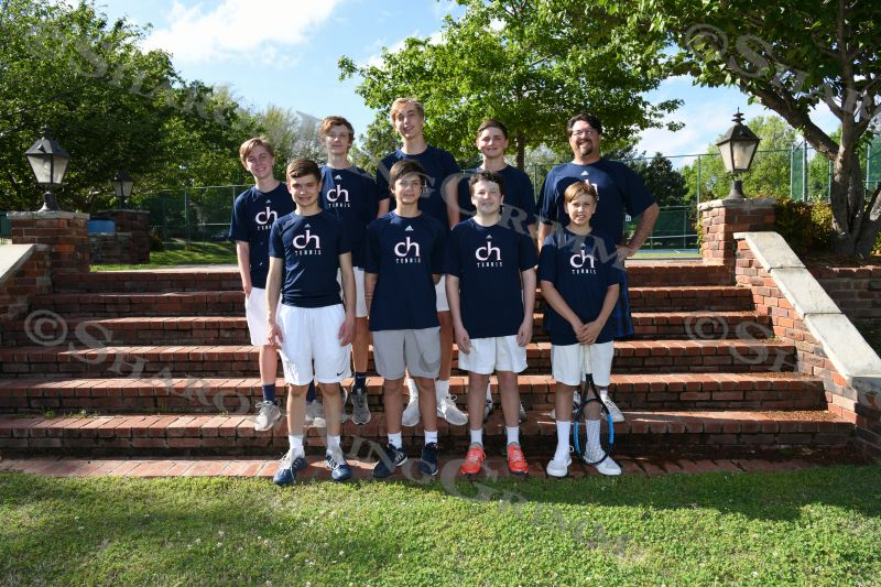 Middle School Boys Tennis : Team & Portraits : 5.3.2018