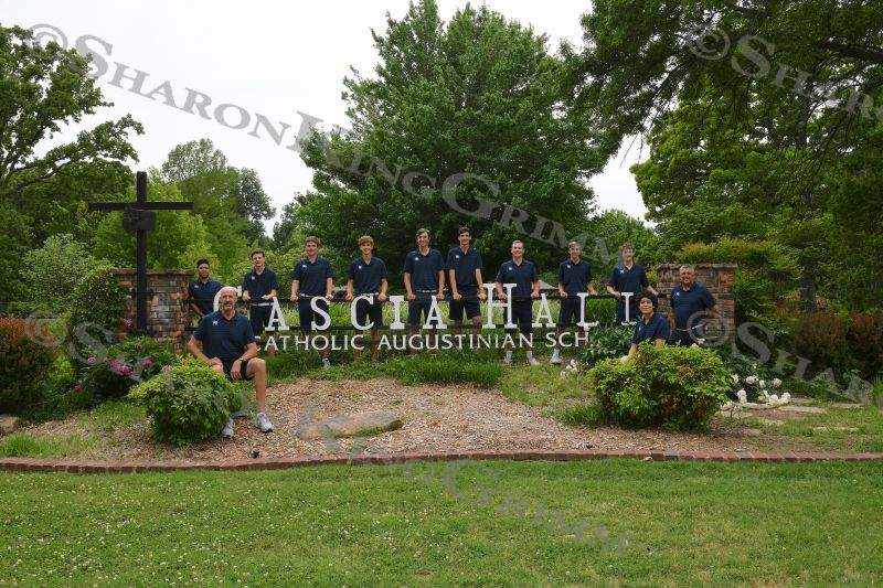 Boys Golf : Team & Portraits : 5.15.2018