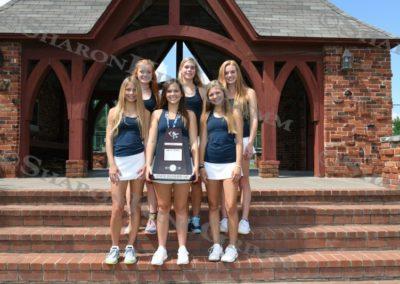 Girls Tennis : Team 5A : State Runner-Up : 5.17.2018