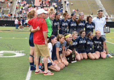 Cascia Hall 5A Girls Soccer : Runner up : 5.12.2018