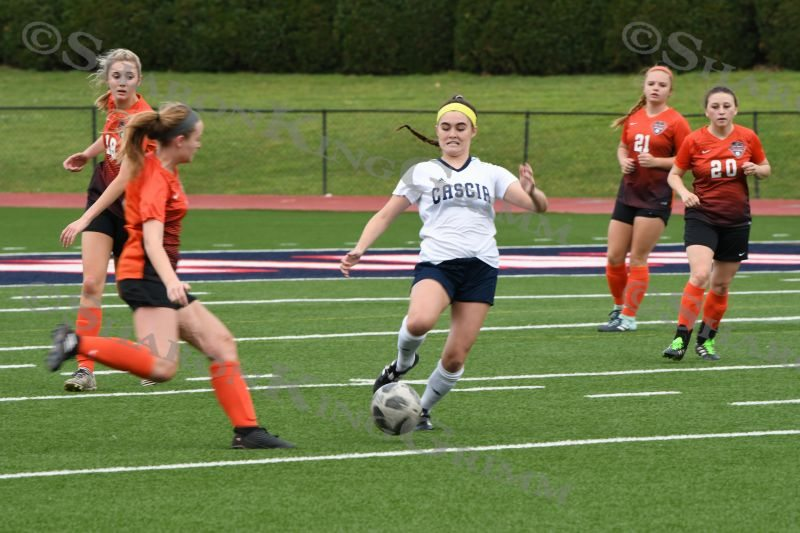 Girls Soccer : vs. Tahlequah : 5.1.2018